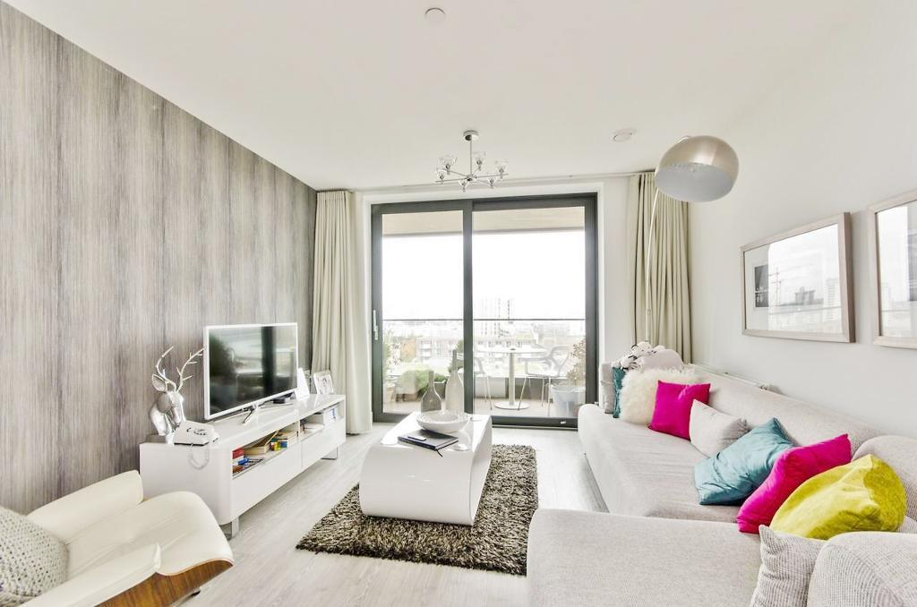 Connaught Heights, 2 Agnes George Walk, Royal Docks, London, E16