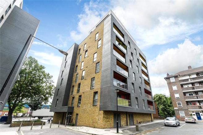 Chi Building,  Crowder Street,  Shadwell,  London