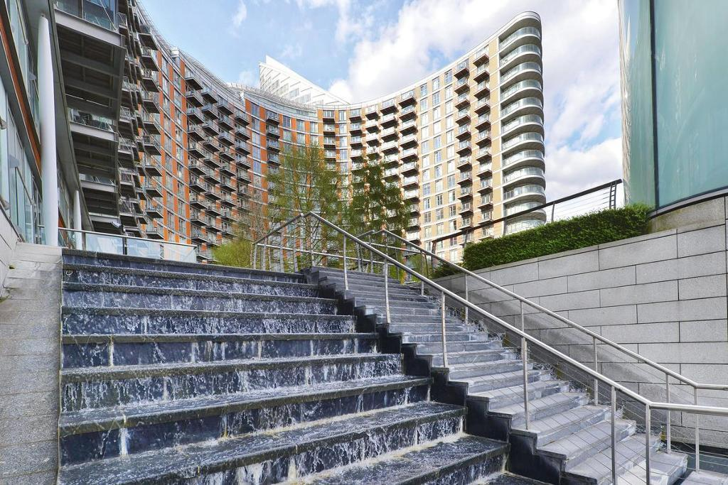 New Providence Wharf,  4 Fairmont Avenue,  London