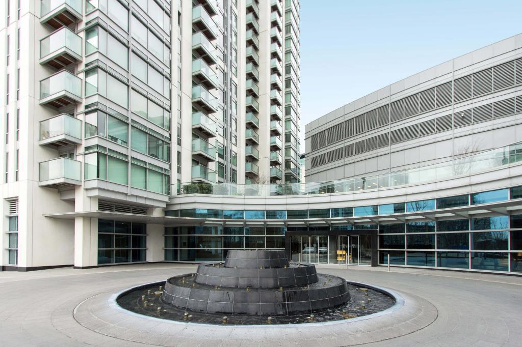 Pan Peninsula West Tower,  South Quay,  London