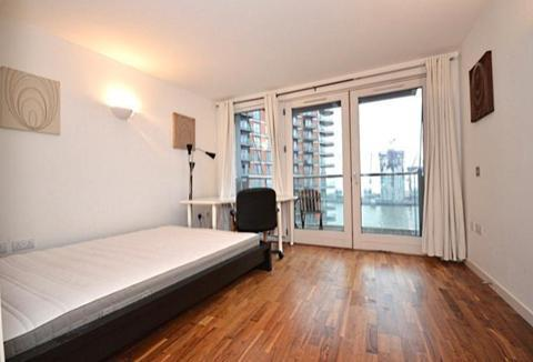 New Providence Wharf, Fairmont Avenue, Canary Wharf, London, E14
