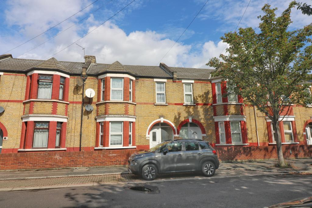 Elbury Drive, Canning Town, London, E16