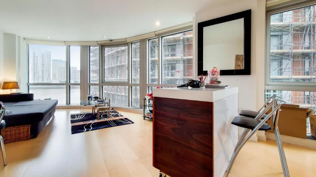 Ontario tower, 4 Fairmont avenue, Canary Wharf, London, E14